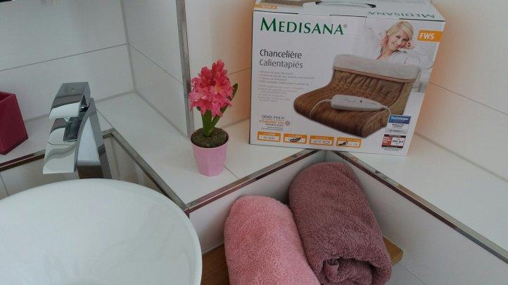 Fußwärmer von Medisana