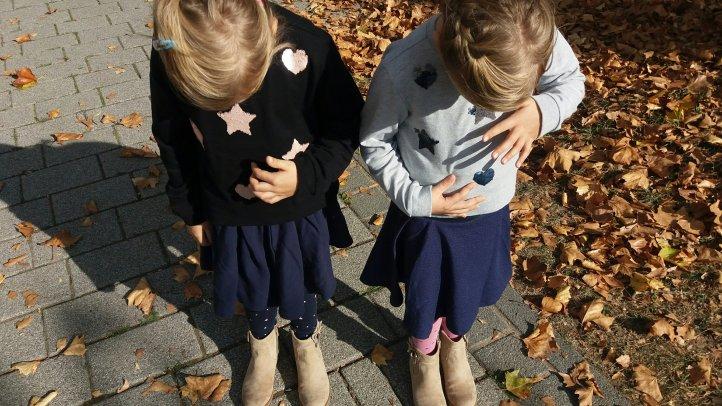 Kombikleider mit Pullover von Vertbaudet