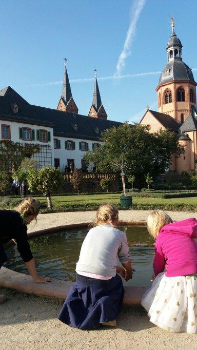 Benediktinerabtei Seligenstadt