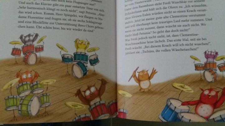 die kleine Eulenhexe, Arena Verlag