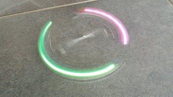 Fidget Runner, Revell Control