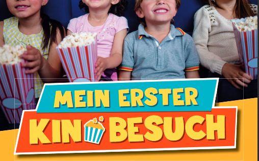 Kino für Vorschulkinder in Aschaffenburg