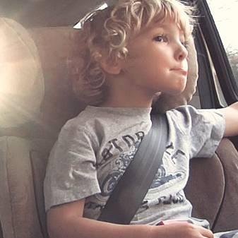 Reiseübelkeit bei Kindern. Foto: Klinge Pharma