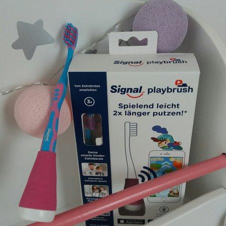 Playbrush Zahnbürste mit Spiele App ab 3 Jahren