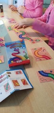 Regenbogenschlange, AMIGO Spiele ab 4 Jahren
