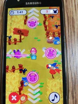 Playbrush Spiele App Uthoothia fürs Zähneputzen