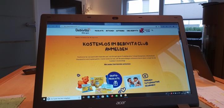 Bebivita Club online