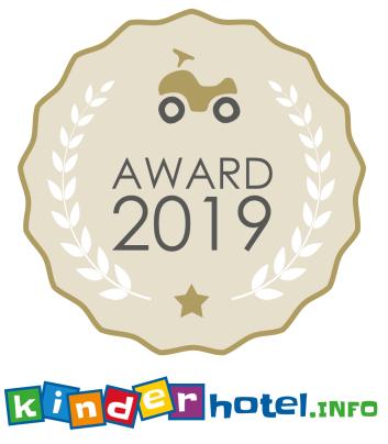 Award bestes Kinderhotel Europas