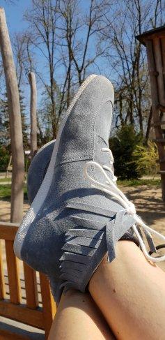 Schuhe von Bär mit optimaler Zehenfreiheit