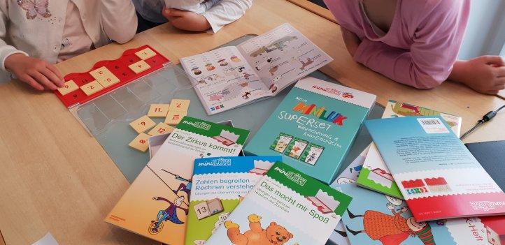 MiniLük Lernsets für die Grundschule