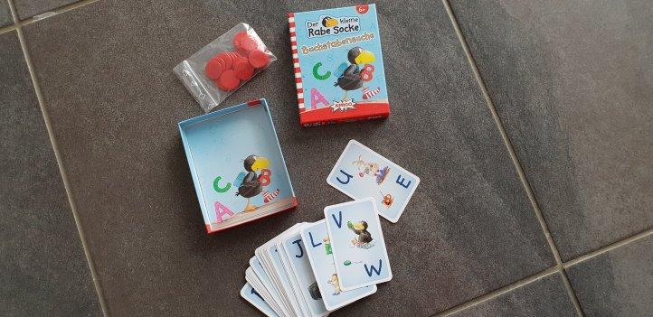Buchstabensuche von AMIGO Spiele