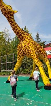 Tiere aus Lego im Legoland Günzburg