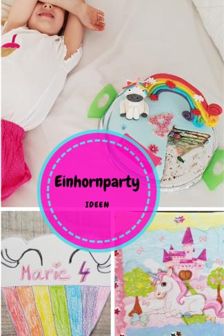 Einhornparty