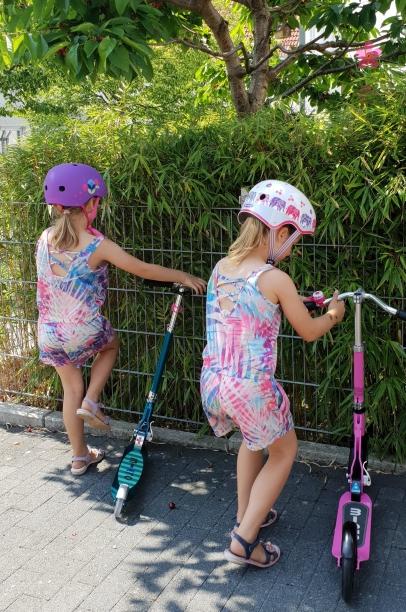 Helme für Scooter von Micro