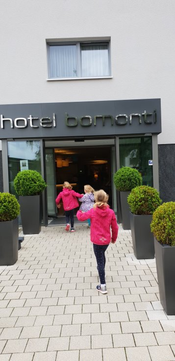 Hotel Bomoni Oberasbach