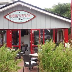Björns Beach Restaurant Cuxhaven