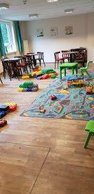 Jugendherberge Cuxhaven Duhnen Spielzimmer