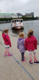 Alsterschiffahrt Hamburg
