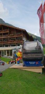 Familienhotel Hintertuxerhof Österreich Hintertux