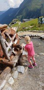 Gletscherflohsafari für Kinder Hintertuxer Gletscher Sommerberg