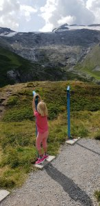 Sommerurlaub am Hintertuxer Gletscher
