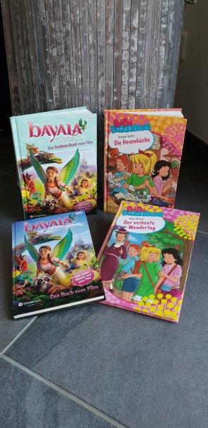 Bayala Feenbücher und Bibi Blocksberg für Erstleser
