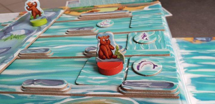Grizzly Spiel AMIGO