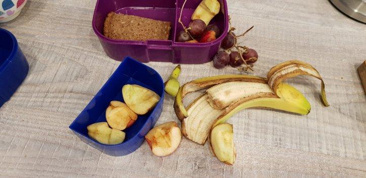 Obst verwerten: Kokos-Schoko-Obst-Joghurt
