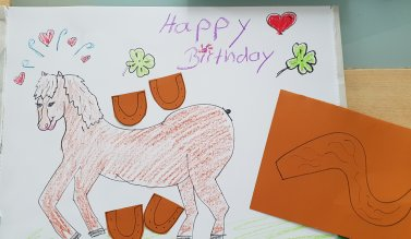 Drachenzähmen leicht gemacht und Pferde Geburtstag