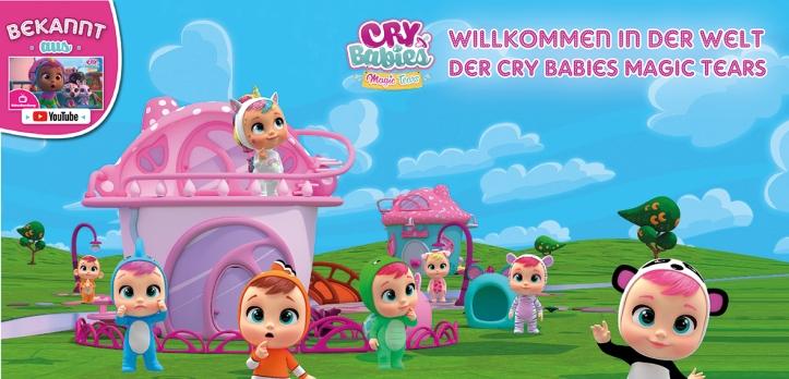 Cry Babies Magic Tears, Foto: IMC Toys