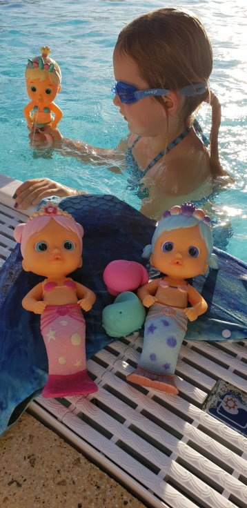 Bloopies Mermaids IMC Toys