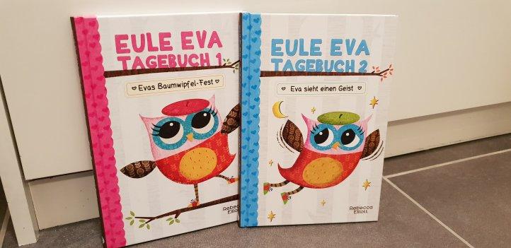 Eule Eva Tagebuch Erstlesebuch
