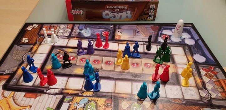 Hugo das Schlossgespenst, AMIGO Spiele