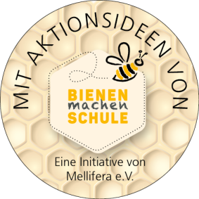 Sticker Honigtöpfchen