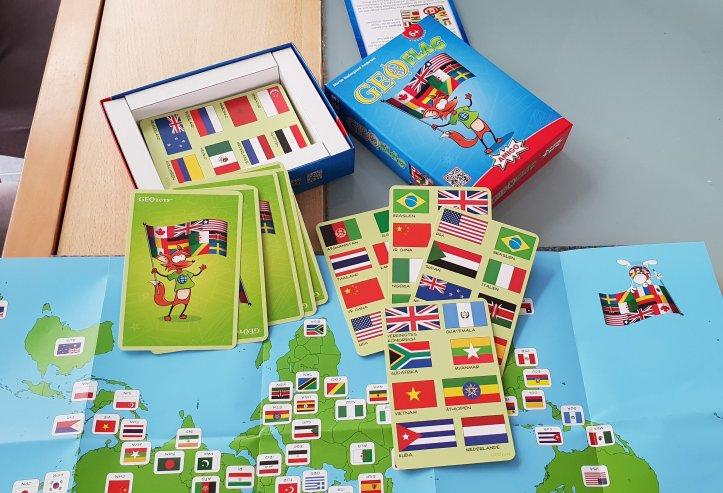 GeoFlag von AMIGO Spiele