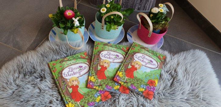 Buch Lilous Wundergarten