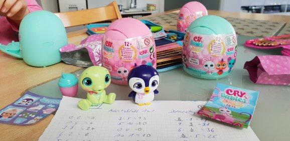 Cry Babys Magic Tears Animals, IMC Toys