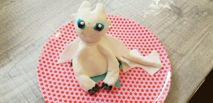 Torte Dragons Geburtstag, Drachenzähmen leicht gemacht, Tagschatten