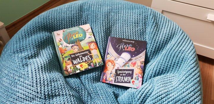 Flora & Leo Sophie Verlag Lernbücher