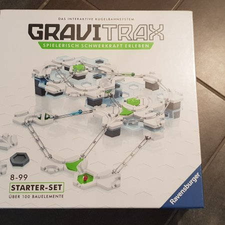 Kugelbahn Ravensburger GraviTrax