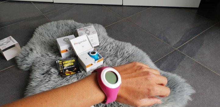 Smartwatches für Kinder Pingonaut Panda2