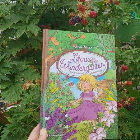Lilous Wundergarten Teil 2 Sarah Nisse
