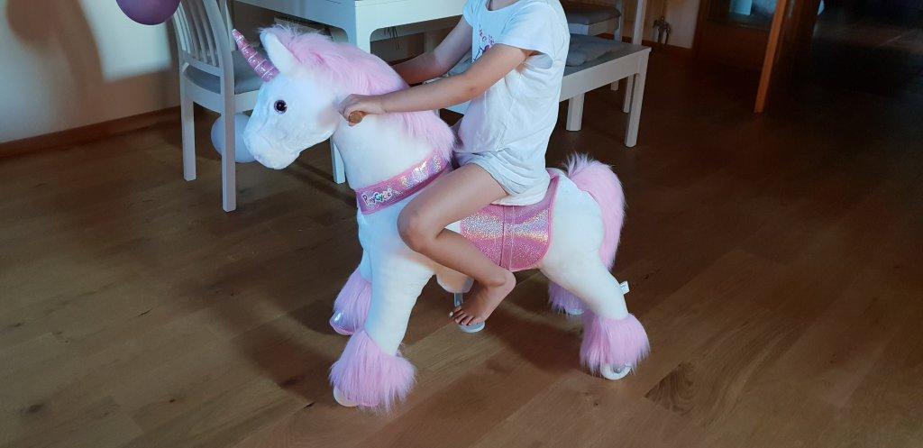 Einhorn Ponycycle
