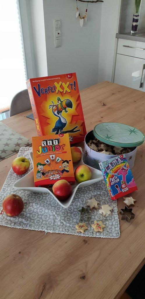 Amigo Spiele Set Junior, L.A.M.A. Party, VerfliXXt