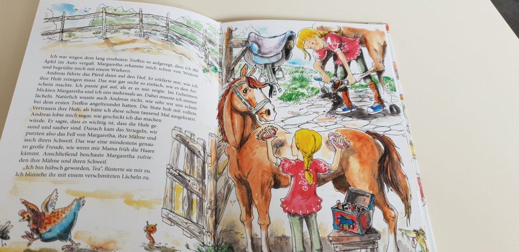 Geschichten mit mir, personalisierte Kinderbücher