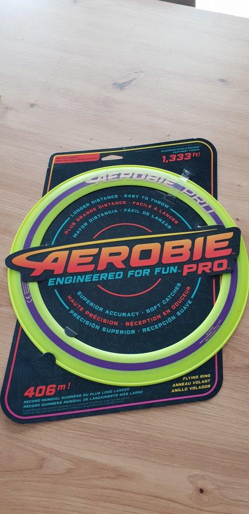 Aerobie PRO Wurfringe
