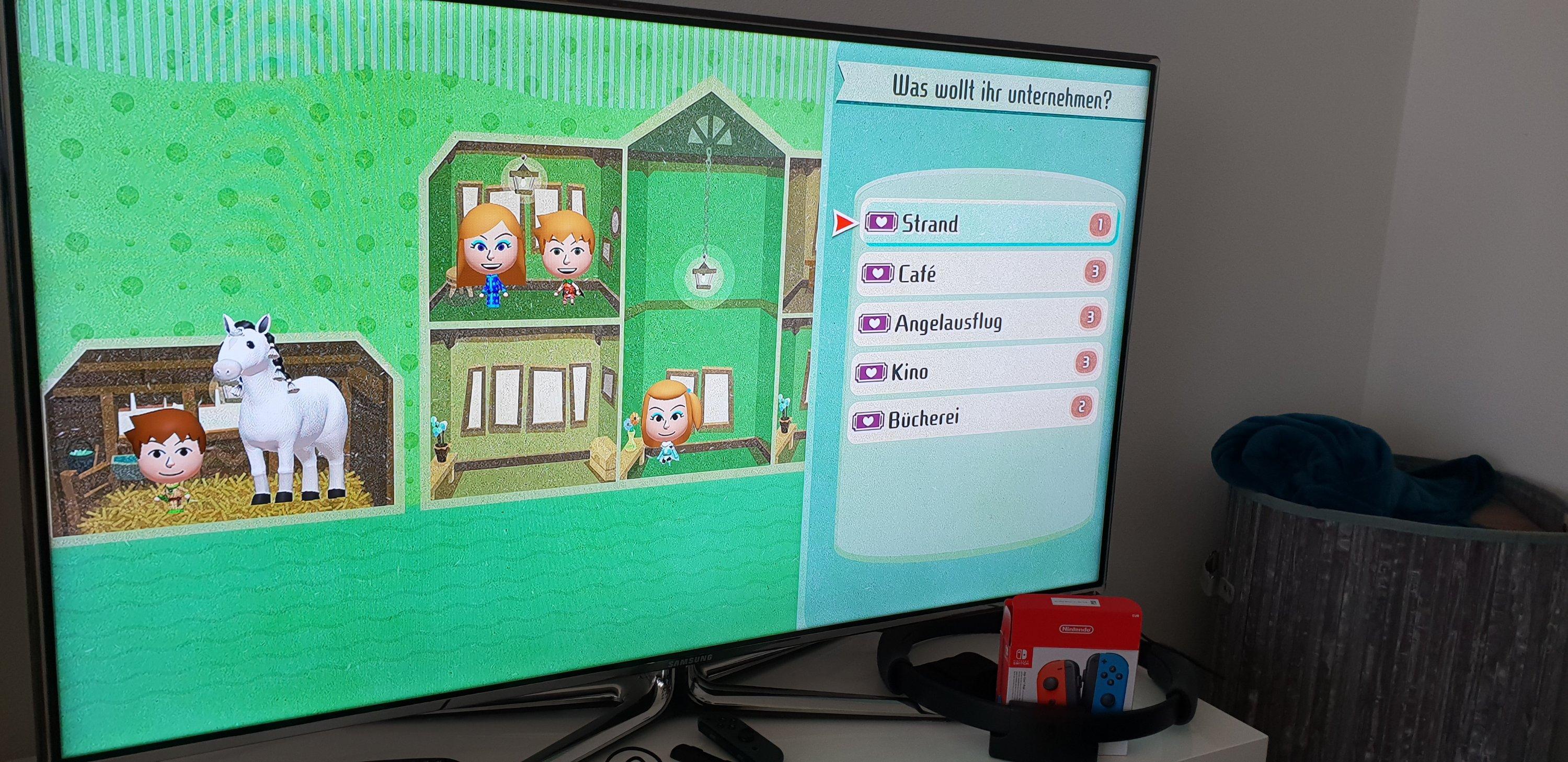 Miitopia Nintendo Switch